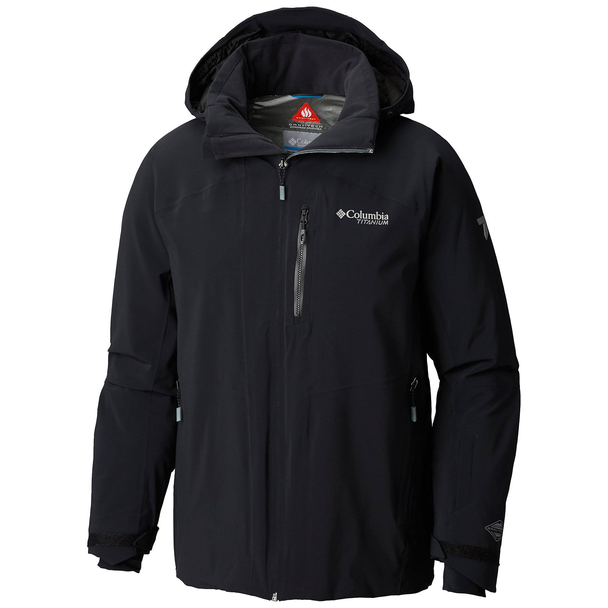 Herren Rival Snow 1798581010 s Columbia Small Jacket Schwarz w7tzqqH1