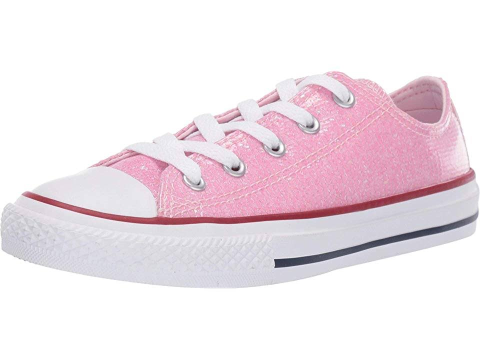 All Toddler Chuck Light Youth Star Sneaker Pink Converse amp; Sparkle Taylor Girl's g1apqxwxB