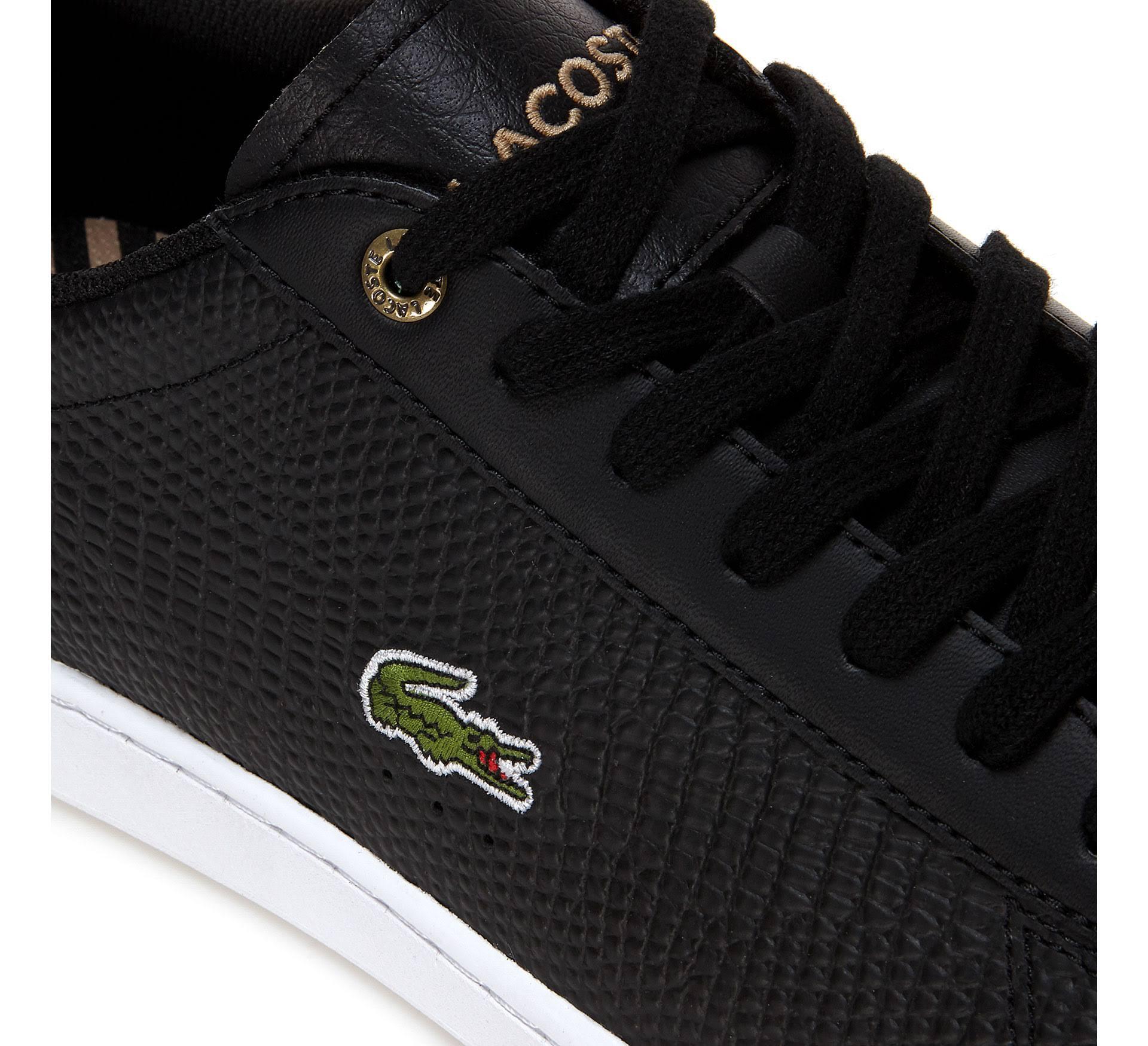 Sneakers Spm Carnaby Zwart 118 Heren 2 Lacoste Evo Wit xq47wWRzB