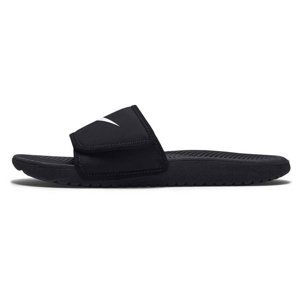Schwarz Sandale 5 Adjust Nike 29 Jungen Synthetische Kawa Fasern BX6q6H