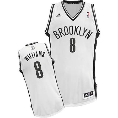 Adidas Brooklyn Casa Swingman Los Deron Del Juvenil Williams Blanco De Nets Jersey TFxqwZBw