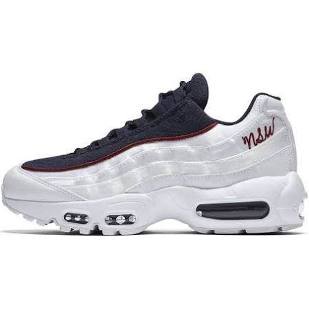 Mujer 95 Air blanco 5 Lx Para Talla Max 7 Zapatillas Nike XwBqn7
