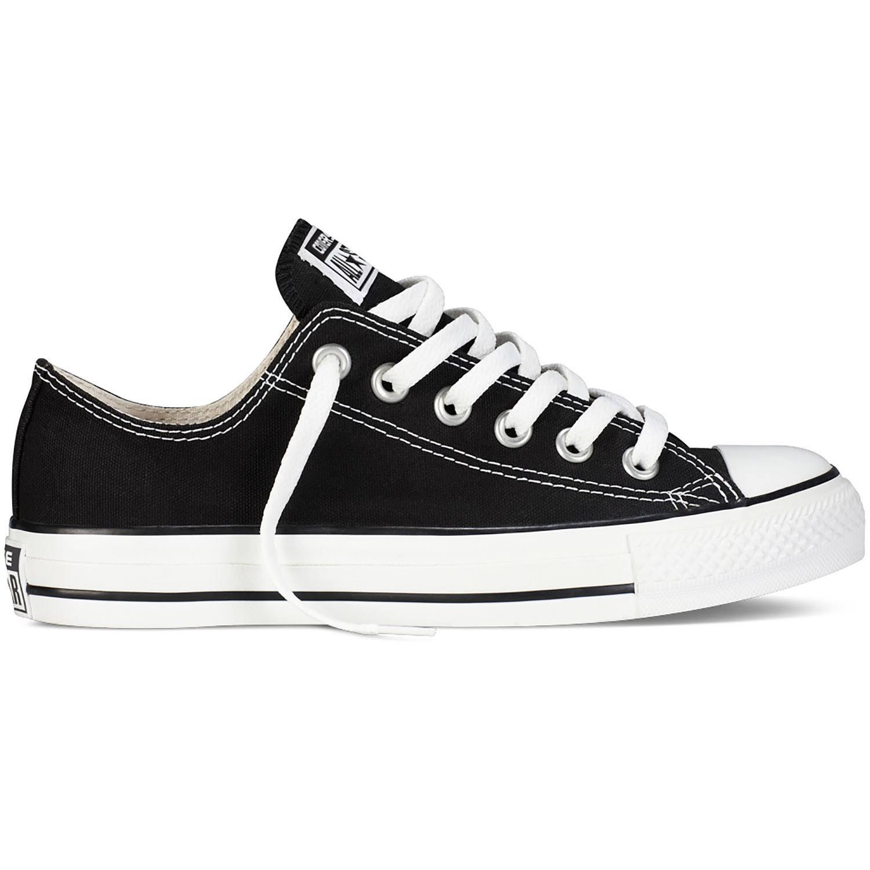 Grade Black Converse Shoes Star Basketball School Boys canvas white Black Ox All OCnqwxCUI