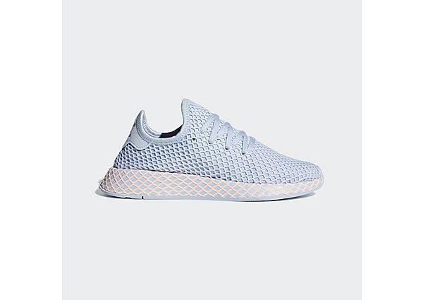Mens Deerupt Shoes Trainers Aero Blue Adidas C4qPI
