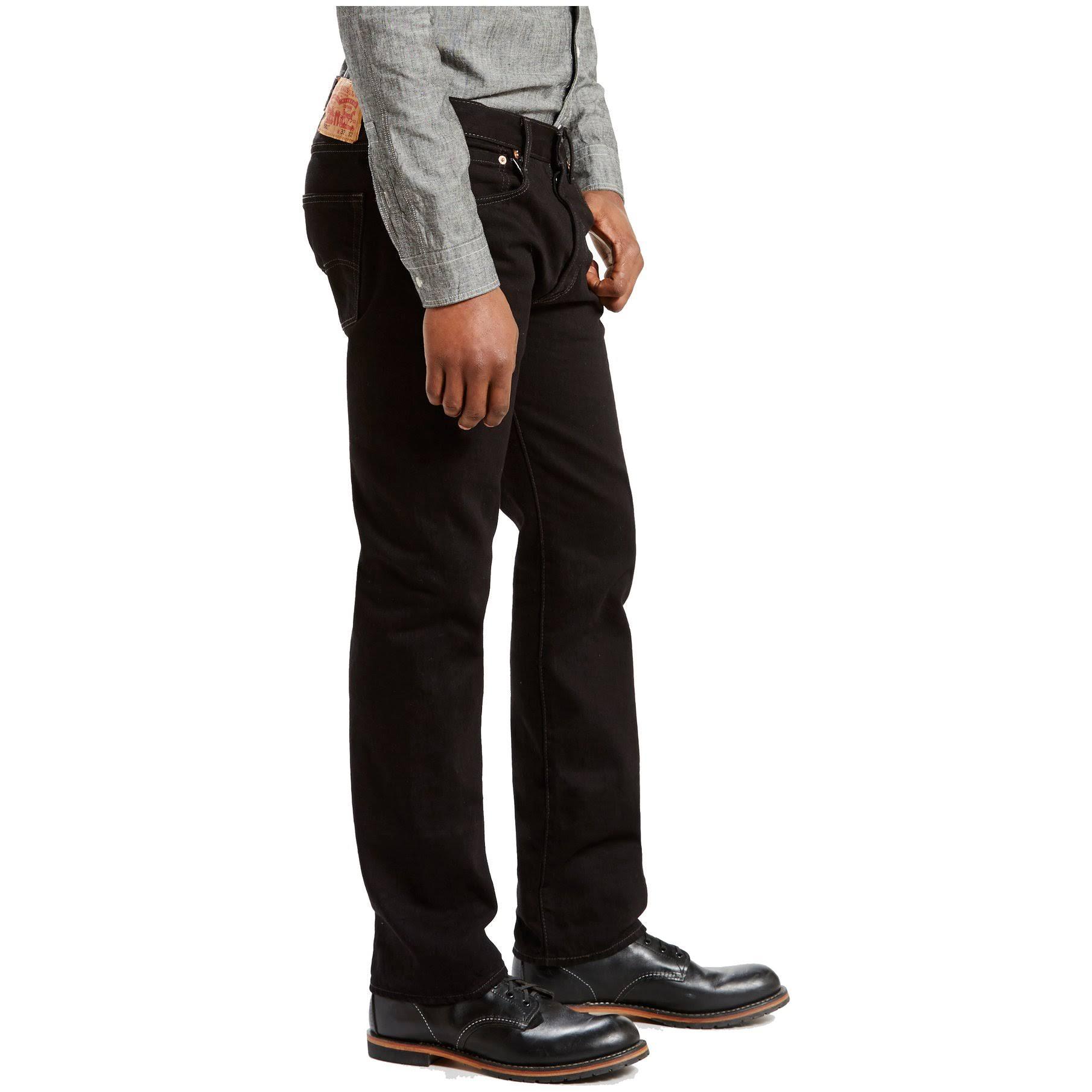 Fit Jeans Original Levi's 501 Negro v7xY4n