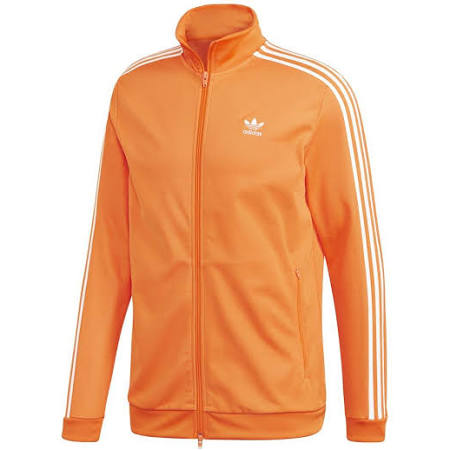 Adidas Deportiva Chaqueta En Beckenbauer Naranja Dh5821 Originals ZBqzxBUgr