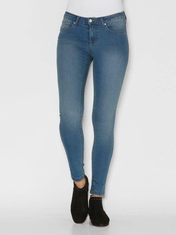 Blue Medium Jeans Blue Venca Medium Venca Jeans qSZXIZf0w