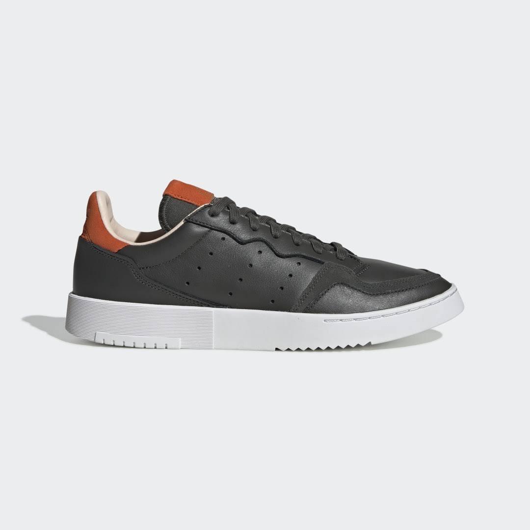 Adidas Originals Supercourt Trainers Size 5.5 in Brown