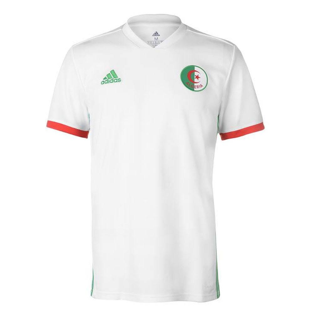 2018-2019 Algeria Home Adidas Football Shirt