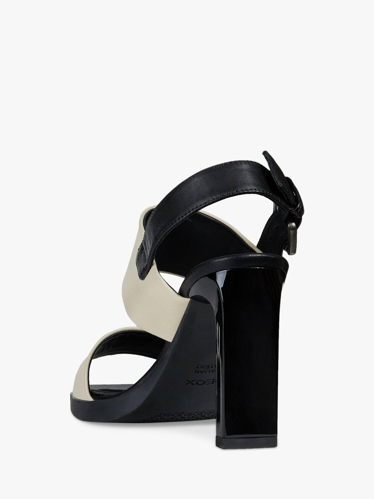 e 363Creamblack Size Scarpe Geox Color Black Jenieve Cream orxeBdC