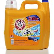 Arm & Hammer Plus OxiClean, 250-Ounce, 160-Loads