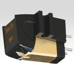 SHELTER MMカートリッジ MODEL201