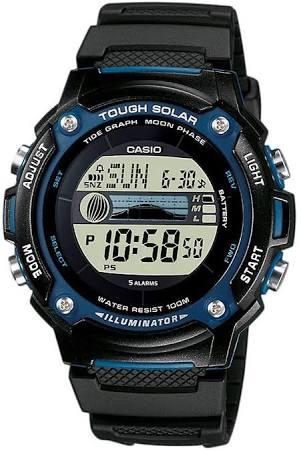 Reloj Casio Solar W-S210H-1A