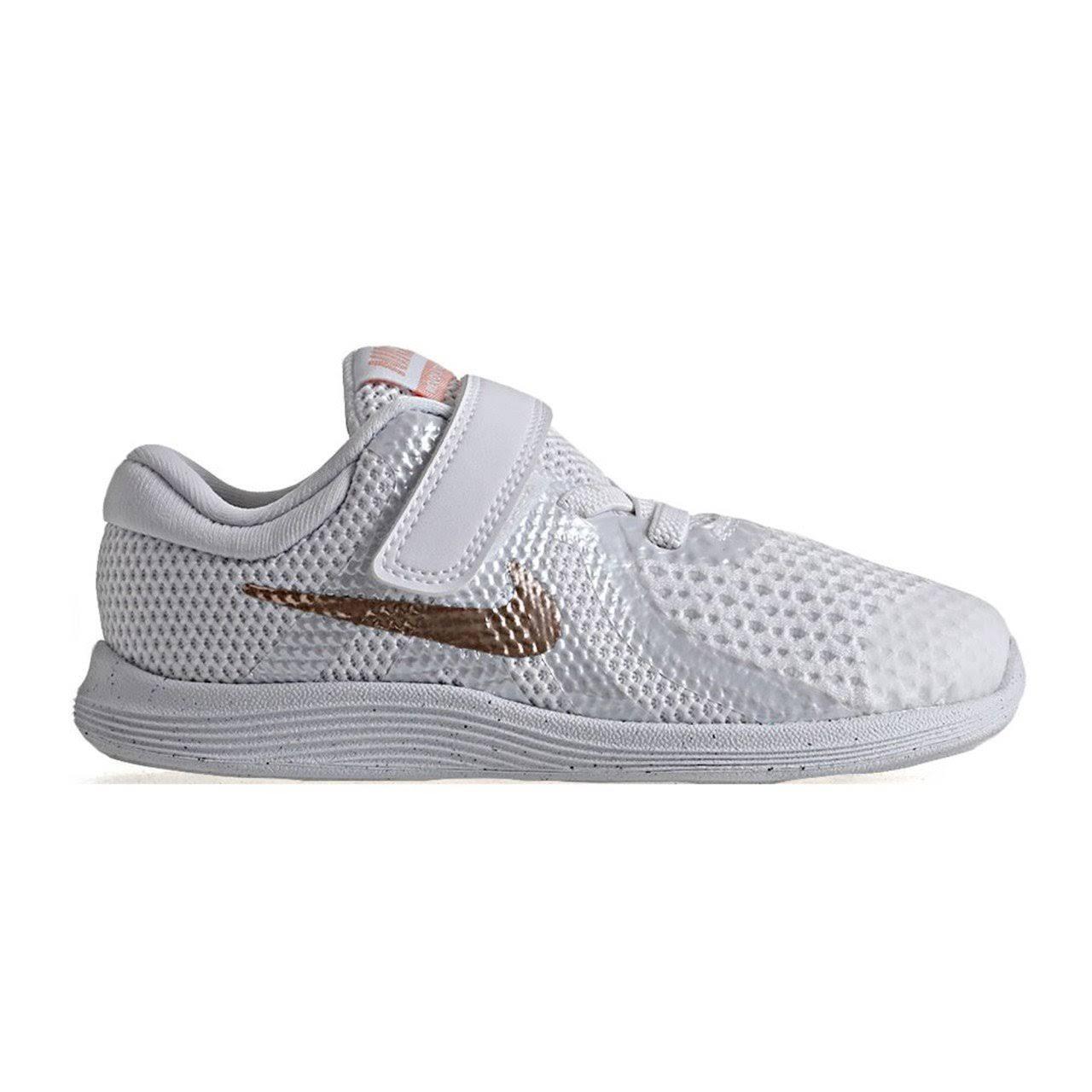 Nike Spor tdv Beyaz Revolution 100 Ayakkabısı Bebek 4 Günlük 943308 fr6wFxPqIf