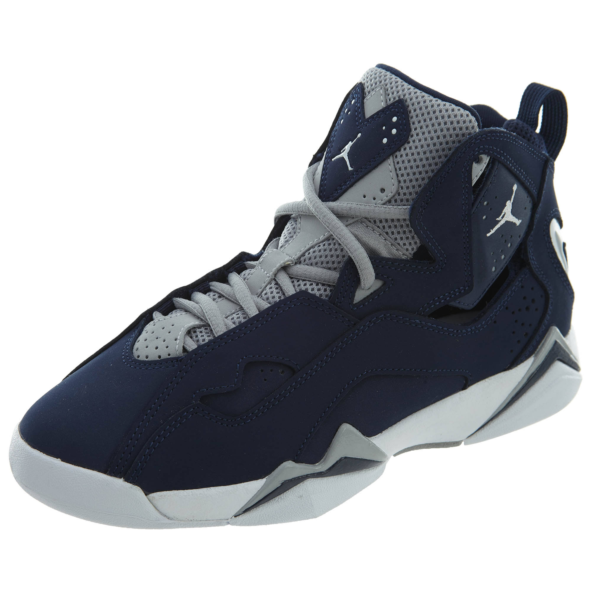 Baloncesto azul Zapatillas True Air Flight 5 Tamaño Jordan De nYxnrR4
