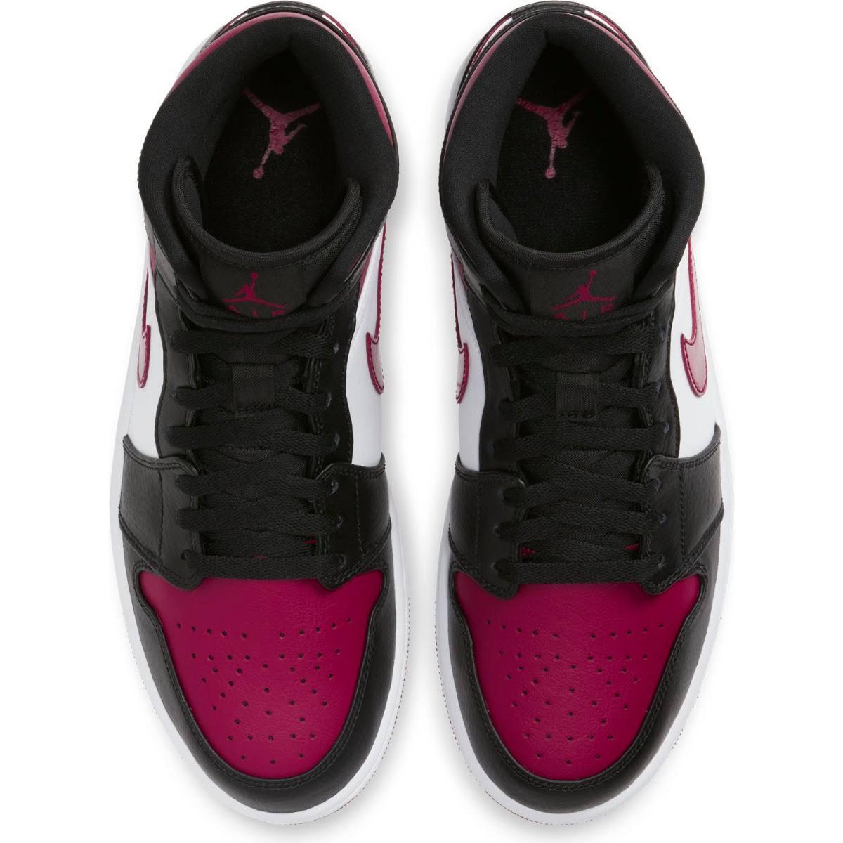 Jordan Air 1 mid, Black