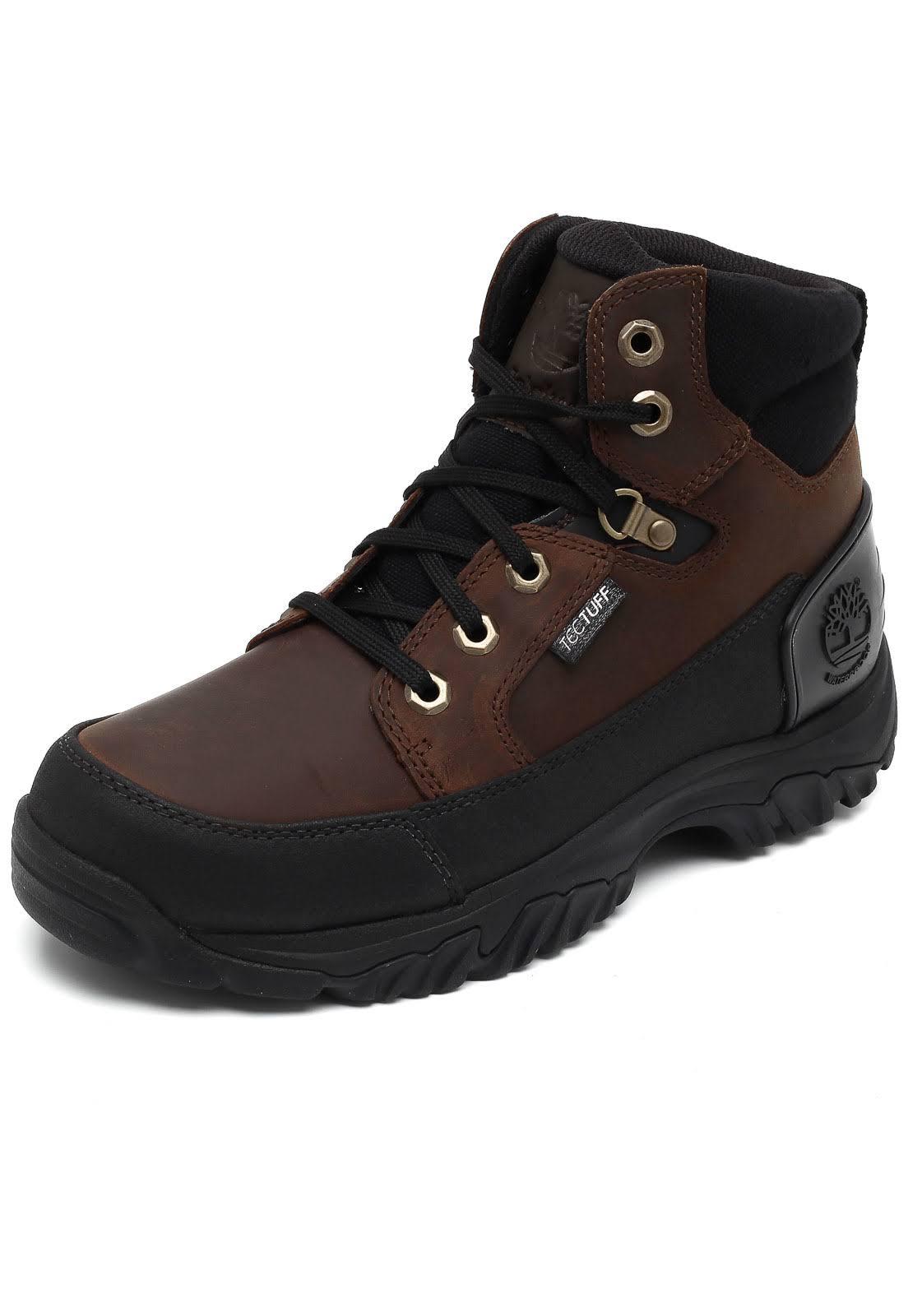 BootMale Guy'd Timberland Dark Waterproof Brown EHW9b2eDIY