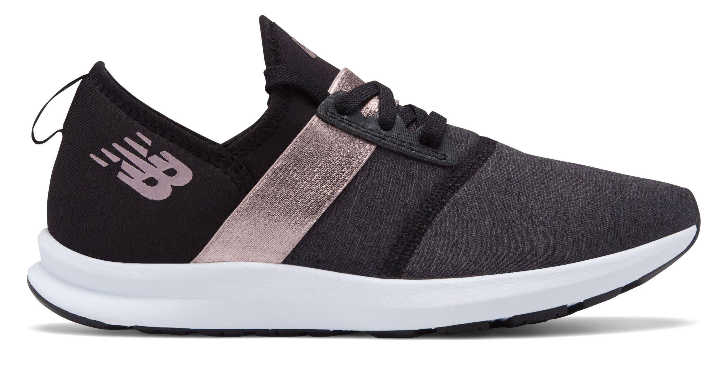 Sneaker Gold Fuelcore Blk 9 rose B Nergize Womens New Balance Black RFxwYqvSn