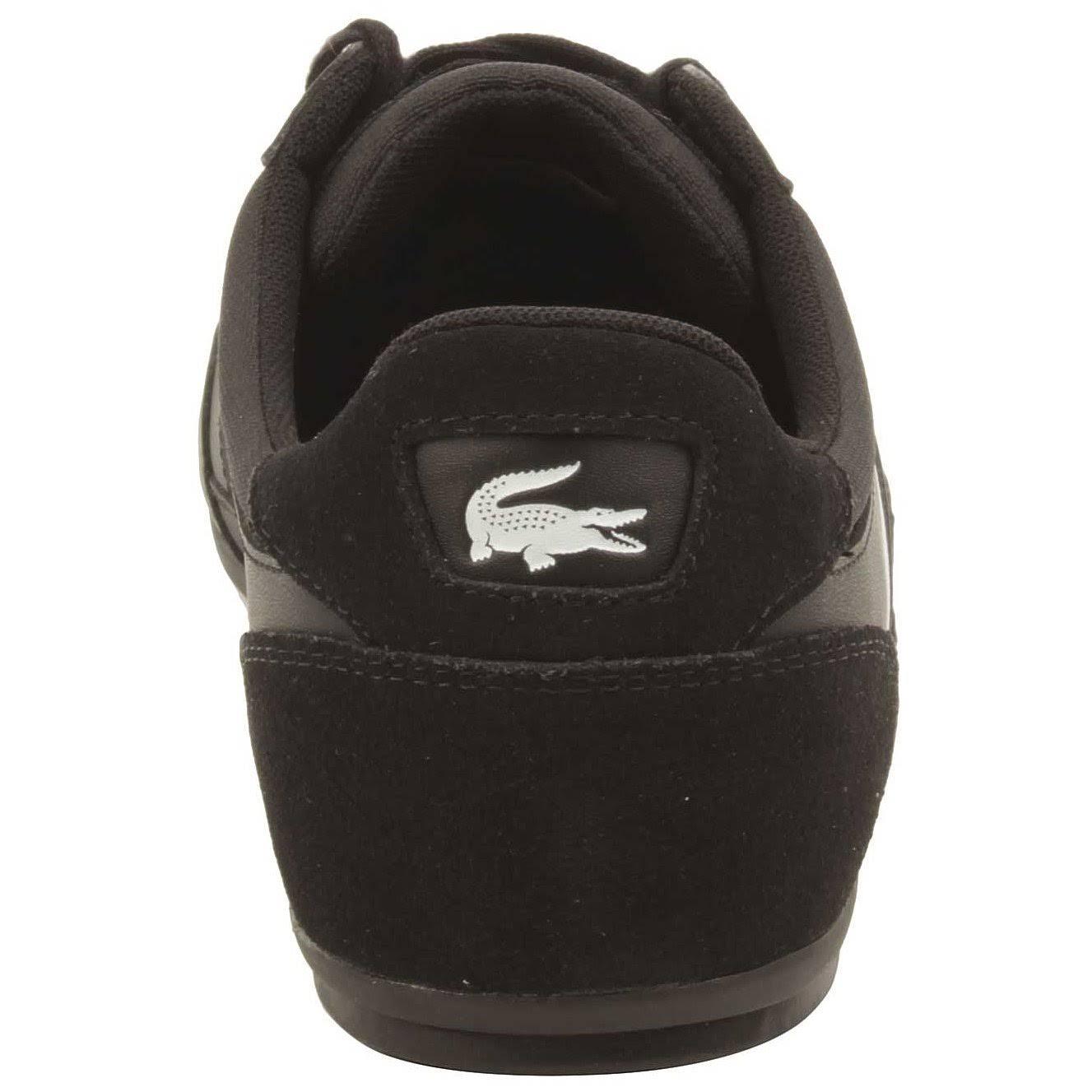 black Chaymon Lacoste 318 Us 736cam0082 Sneaker 5 Wht OZq4wdqY