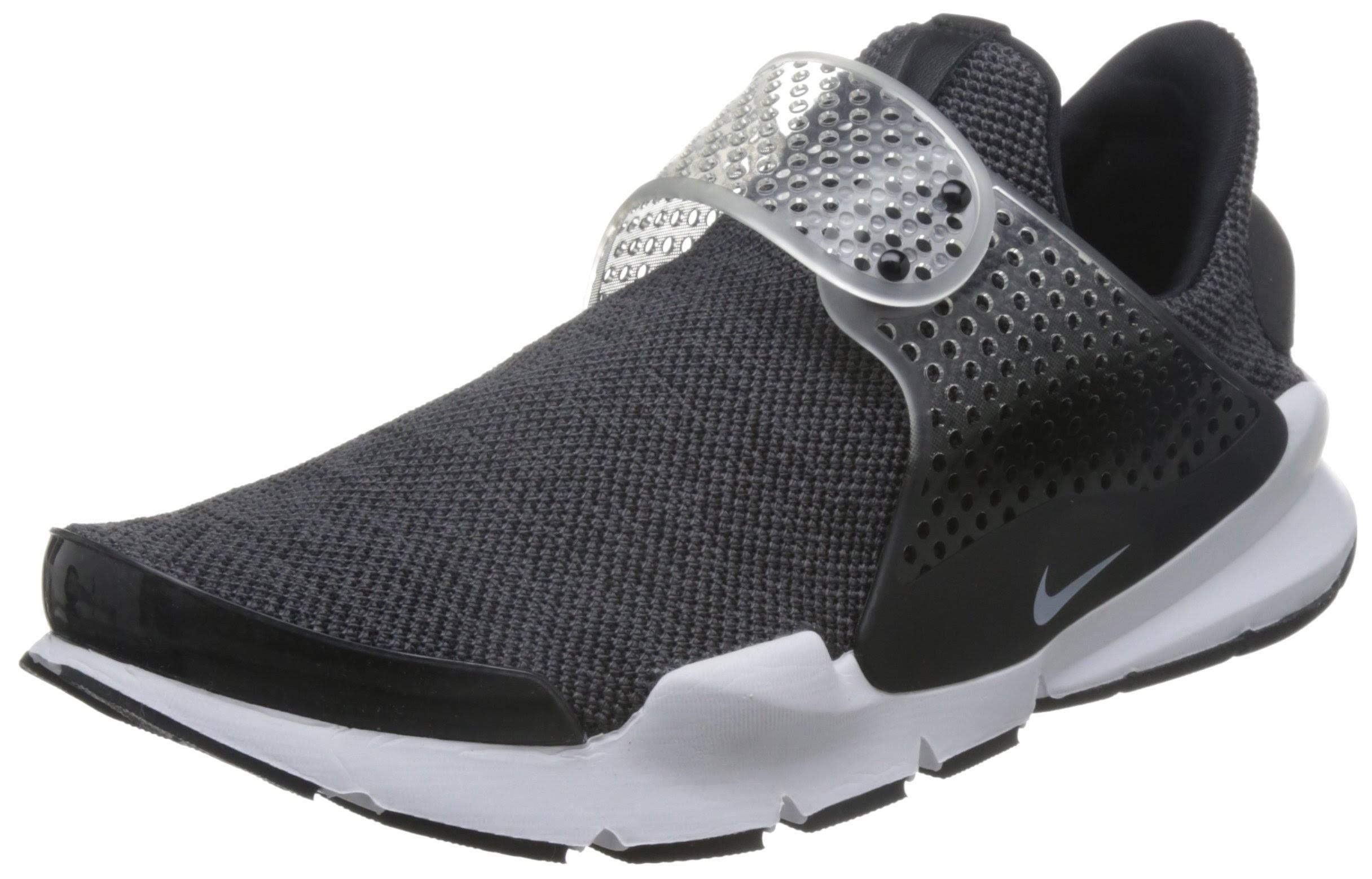002 Negro 10 Blanco Nike Sz Sock Dart Se 911404 Gris Tamaño Oscuro wSnqvA8g