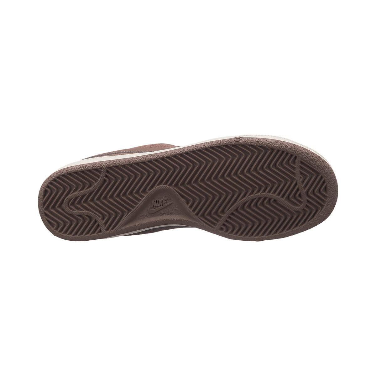Court Ayakkabı Royale Nike Kahverengi Kadın Günlük Suede 916795 200 7qagad