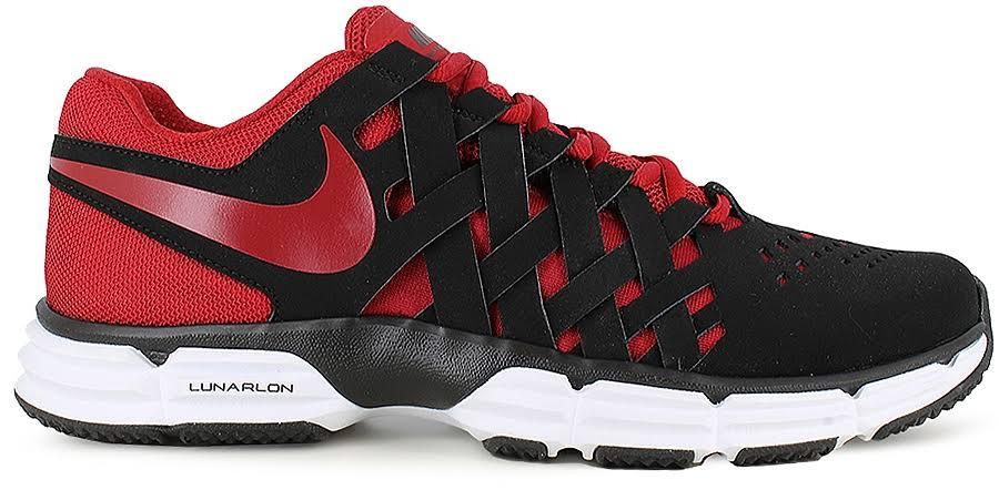 Fingertrap Schwarz Rot Tr Nike Lunar FgnOXX