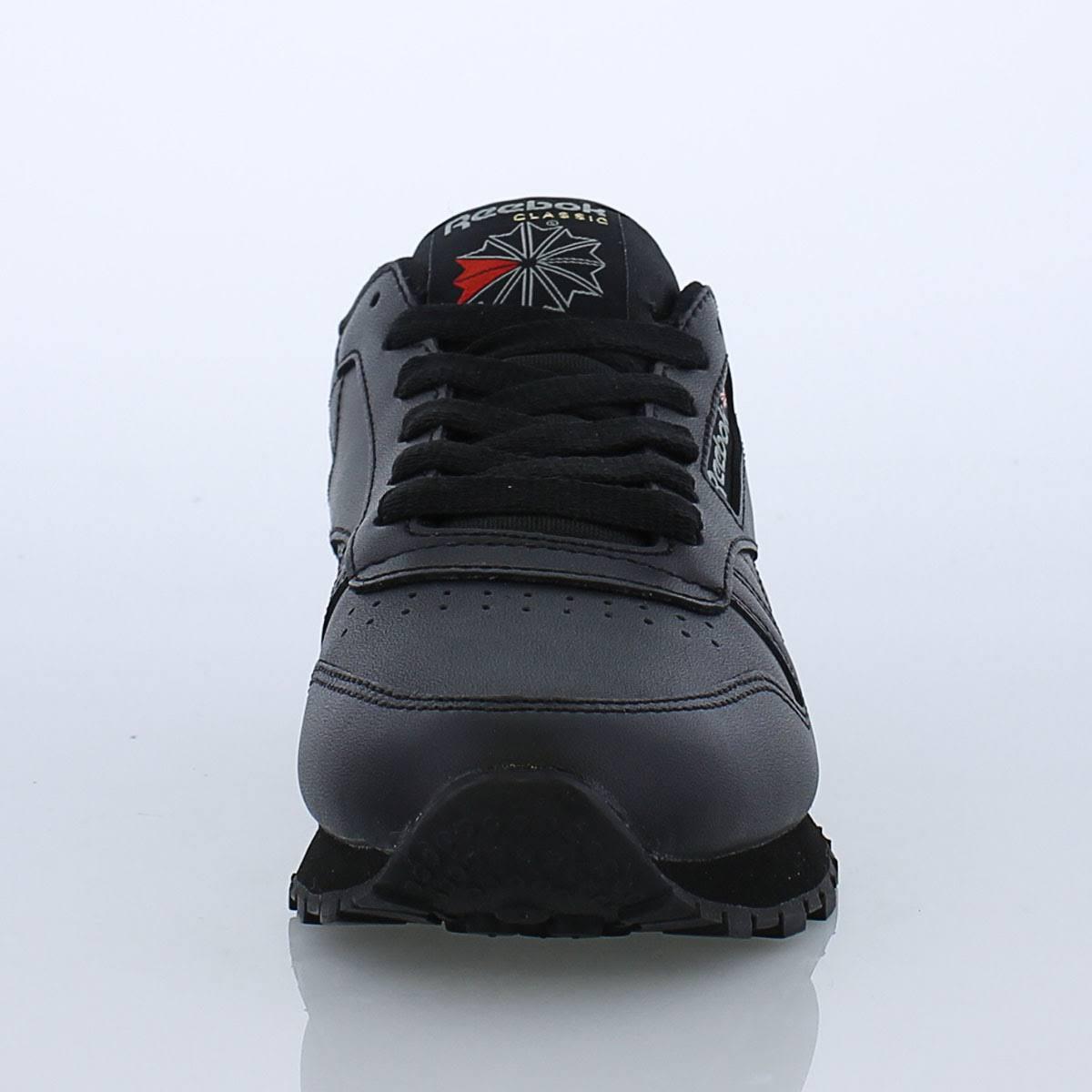 Leather Zapatos 9475 Tamaño De Classic Reebok 9 Negro Mujer 4wn5UxCq