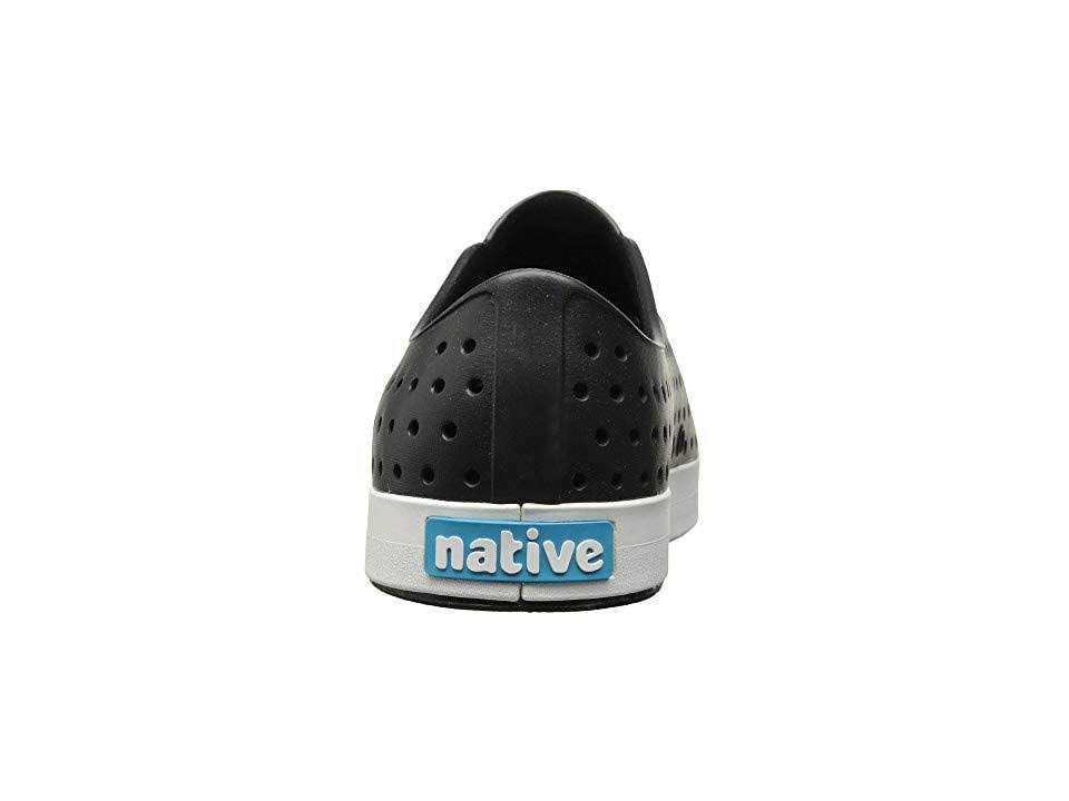 11m Negro Jefferson Zapatillas Nativas Shell Jiffyblack Blanco Jiffy 13w YOZZqf