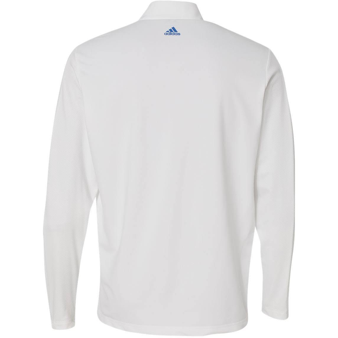 Adidas weiß Zip klein jacke Herren A195 Braun Quarter Royal zwOfz