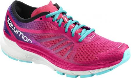 Salomon Web Curacao size Pro Yarrow Womens Color The Pink 36 Blue Ra Surf Trail Shoes Running Sonic Pink amp; Eu rxHrqwpT