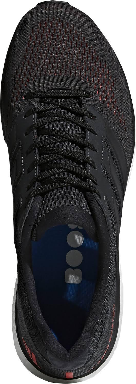 Carbono 7 Blac Coral Zapatos Adidas Negro Adizero Gris Boston S18 43 Núcleo R8xxHpw1