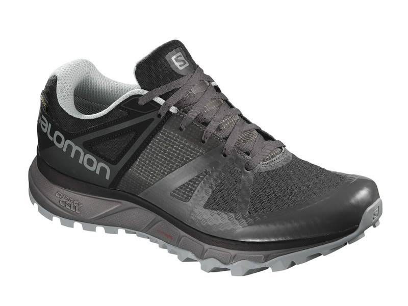 tex Gtx Quarry Black Salomon Gore Color amp; Trailster Eu size Running Magnet Trail Shoes Mens 3 Black 43 1 wHqXxpU5q