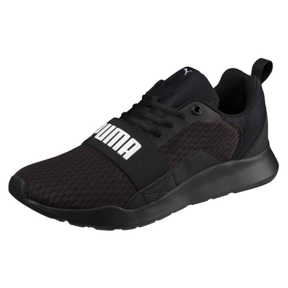 pumablack Black Sneaker 4 Wired Size Puma Ladies Pumablack wqFS407