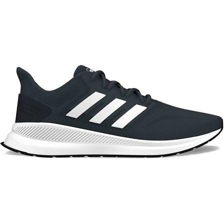 Gris 8 Tamaño Hombre Adidas Zapatillas Blanco Runfalcon Para 5 Fq0Hv1