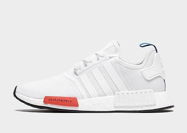Adidas Originals NMD_R1 - White - Trainers