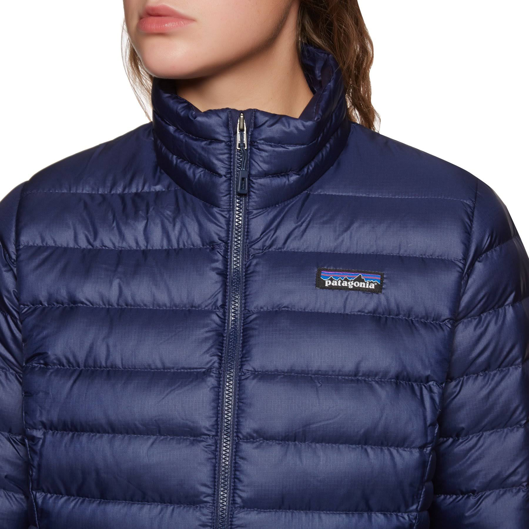 Navy Jackets Patagonia L W's Classic Sweater Down nZxnI
