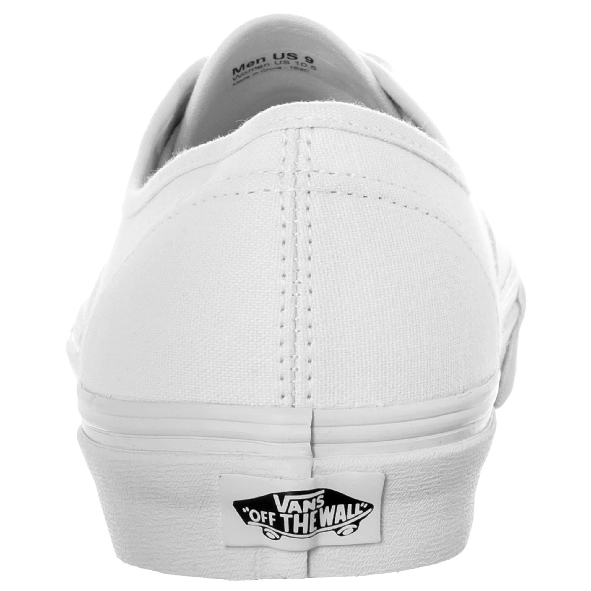 Wit White Vans AuthenticSneakers AuthenticSneakers Vans True yvmnP0N8Ow