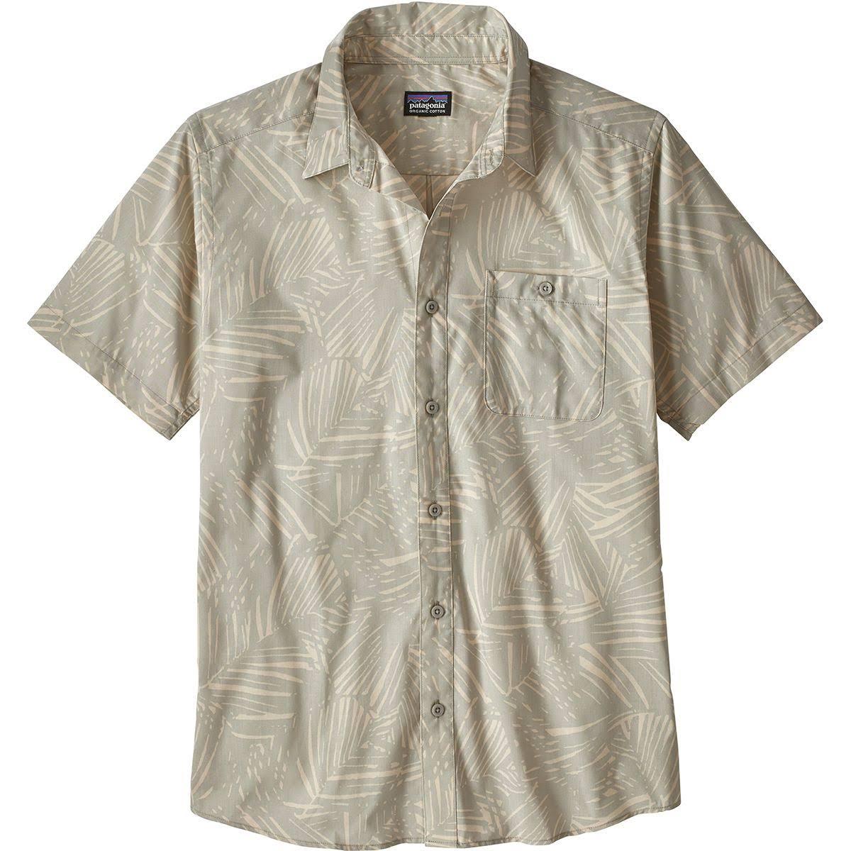 Camisa Hombre M Gris Patagonia De 52691 rzwq7Trg
