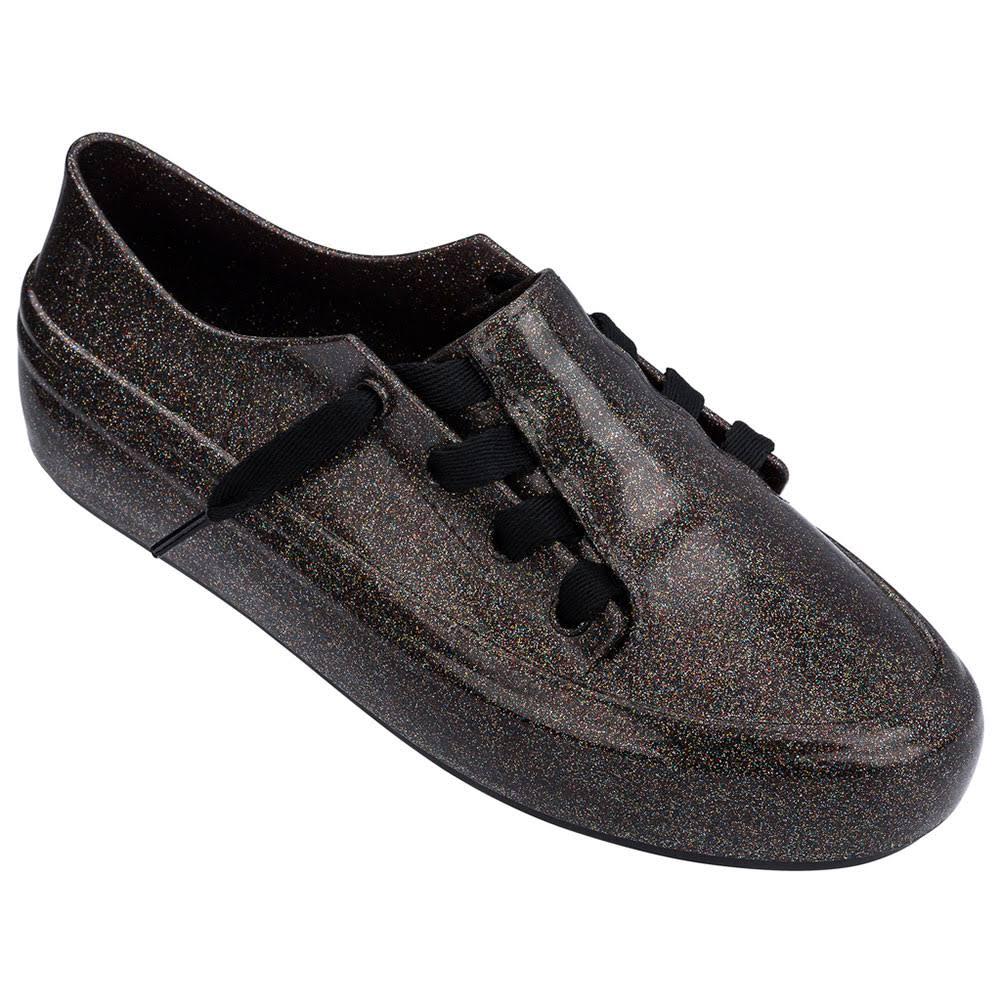 Glitter Black Sneaker Ulitsa Melissa Multicor cJul1TK3F