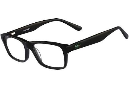 L3612 Black Lacoste 001 Kids Eyeglasses TdPSFq4c