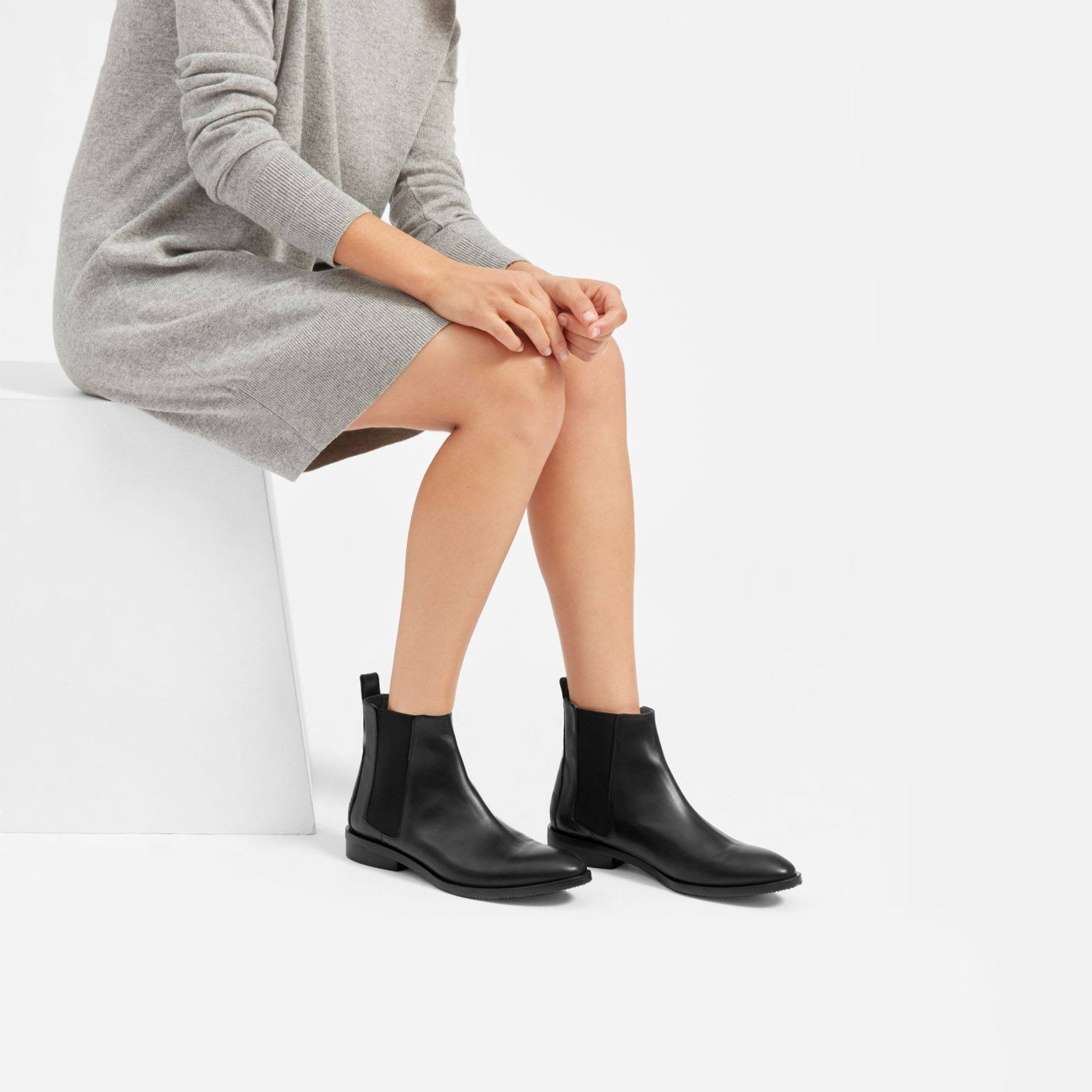 Black Size In By 5 Chelsea Women's Boot Everlane 10 g8XYEIq