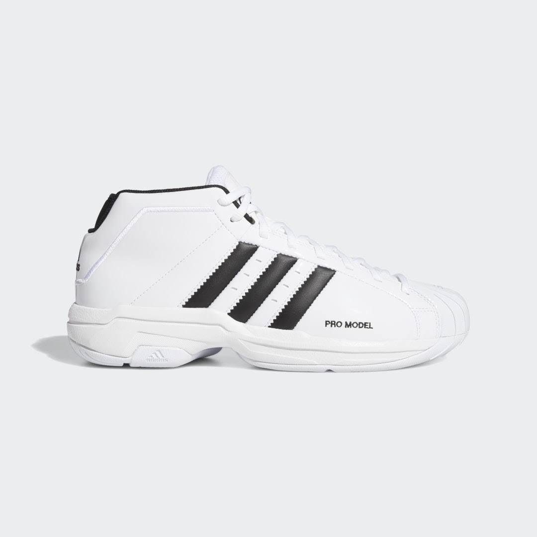 Adidas Pro Model 2G White