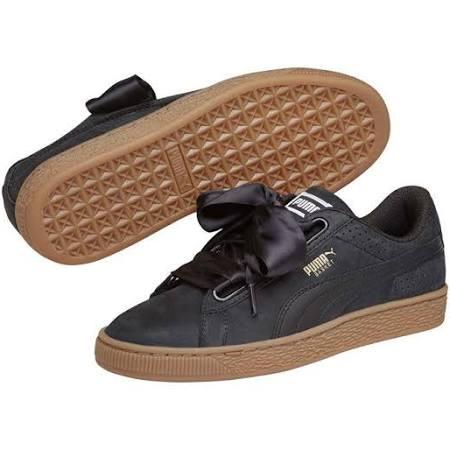 Heart Gum Y Negro Negro Dorado Talla 5 Sneaker Puma p45qdwxHH