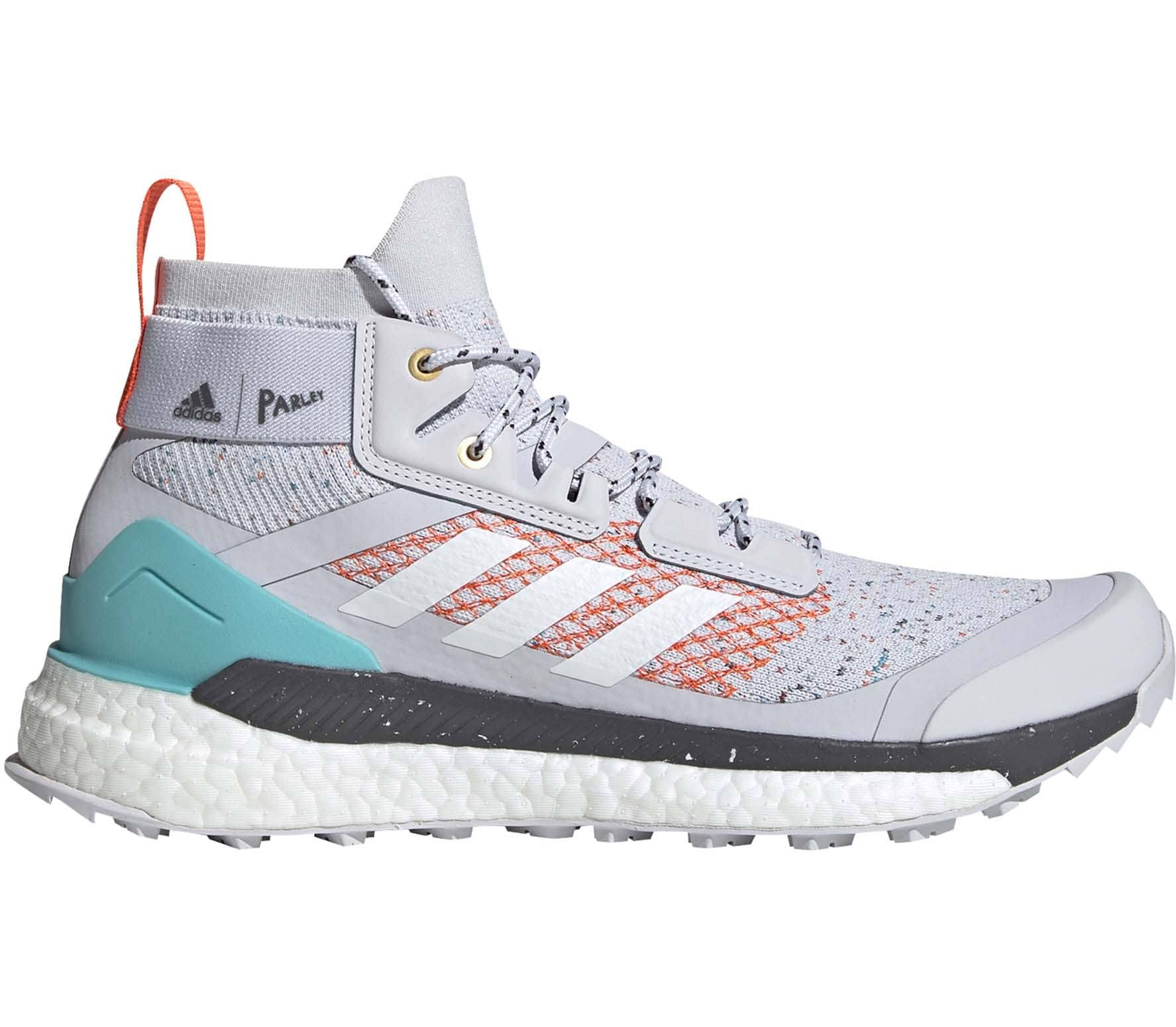 Adidas Terrex Free Hiker Parley Men Hiking Boots Grey