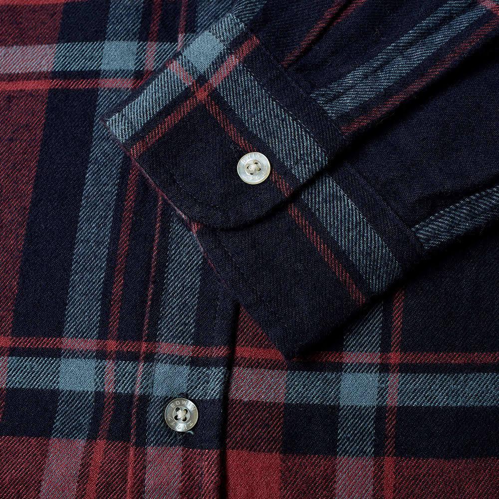 S Shirt Labor L Edwin Sangriento Rojo wAzZPznqE
