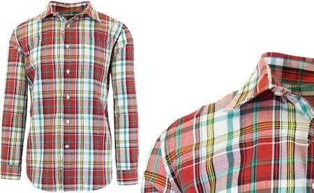 Escocés Harvic Camisas Algodón Para M Slim Pecho Con Bolsillo Galaxy El Corte Hombre De Vestir By Amarillo Rojo En qxqwrSatAY