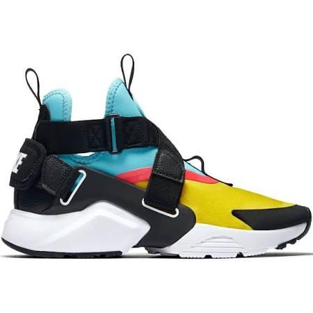 Escolar Aj6662700 City Huarache Grado De Niñas Calzado Nike 4 Tamaño Para 08q0w