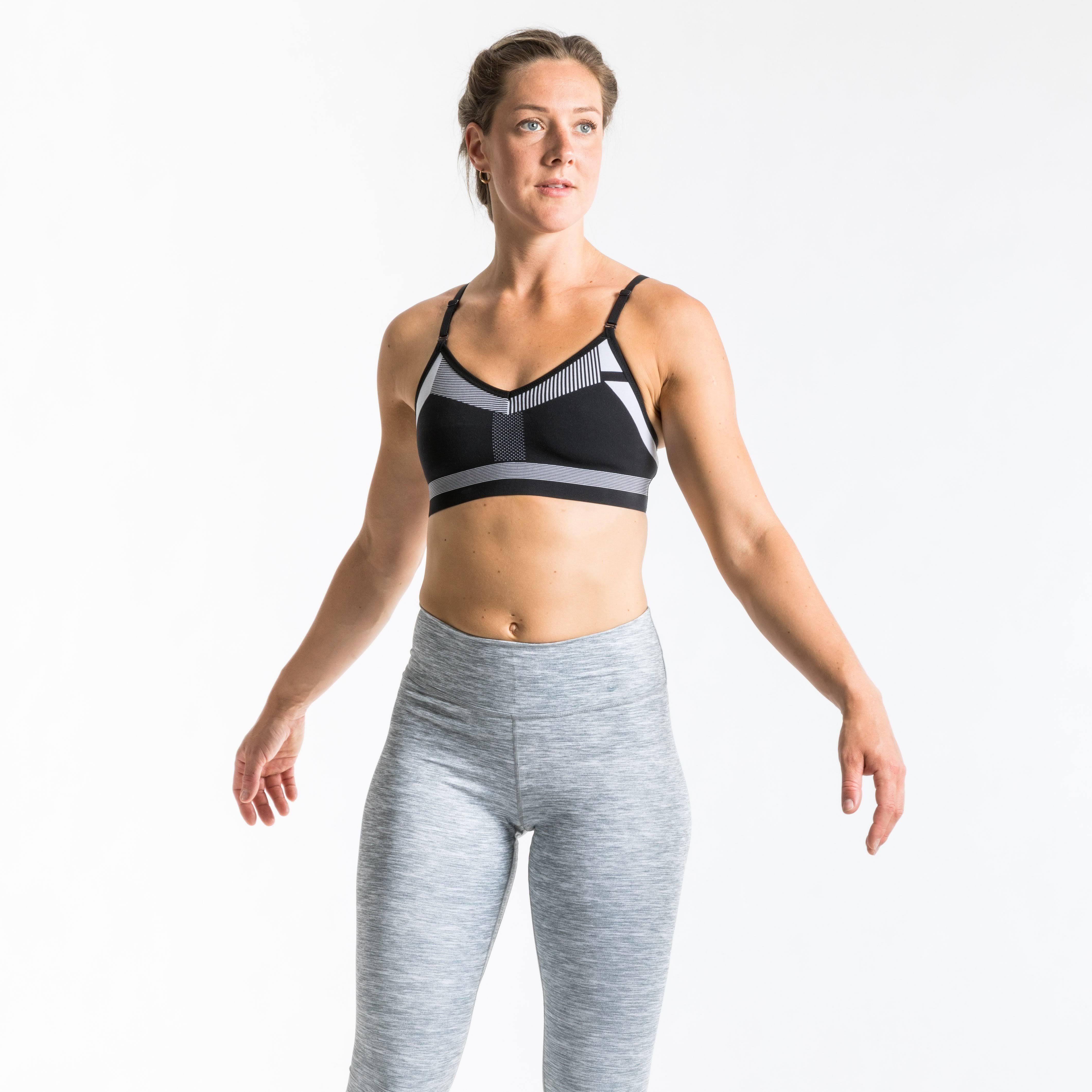 Nike Flyknit Indy Women Sports Bra Black