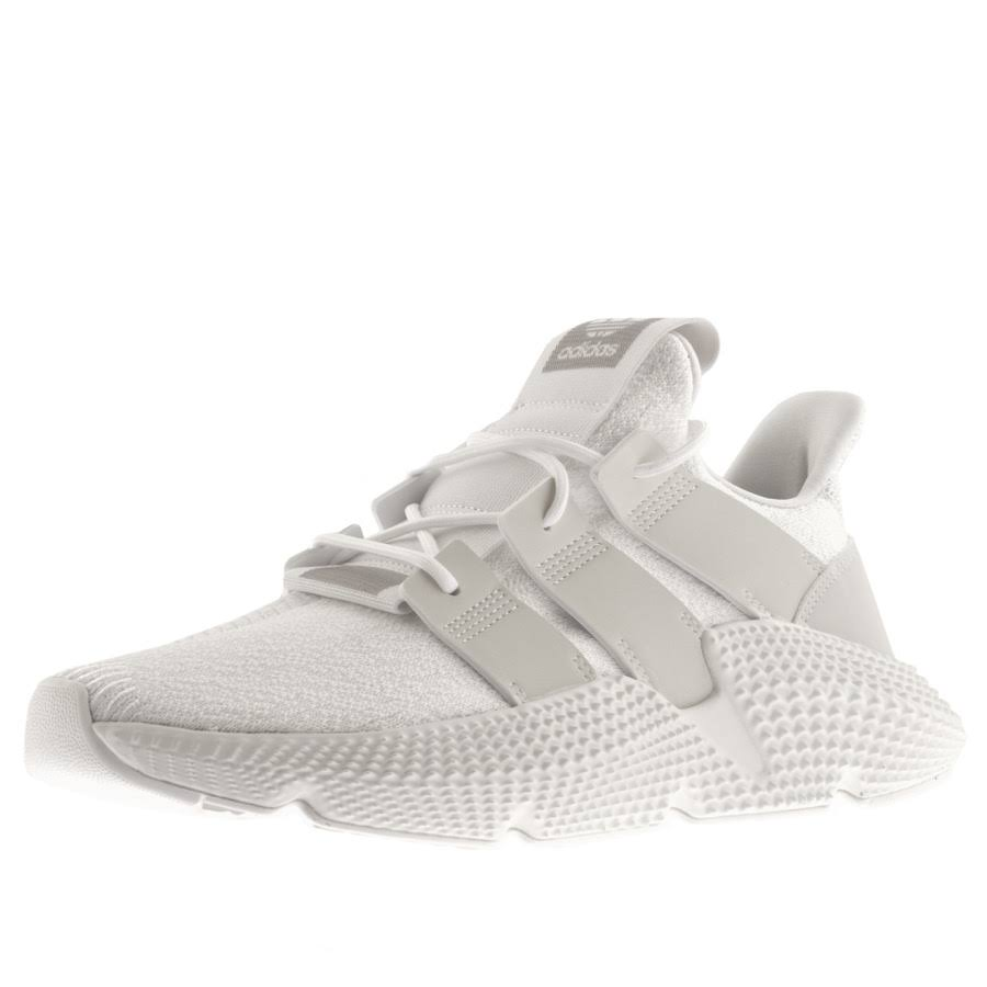 Adidas Originals Prophere Adidas White Originals Trainers Trainers White Prophere rvrqxwC6