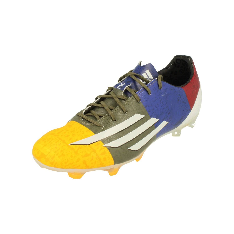 (7) Adidas F30 FG Messi Mens Football Boots